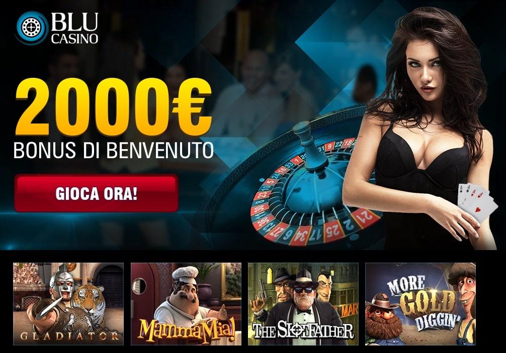 casino blu italia