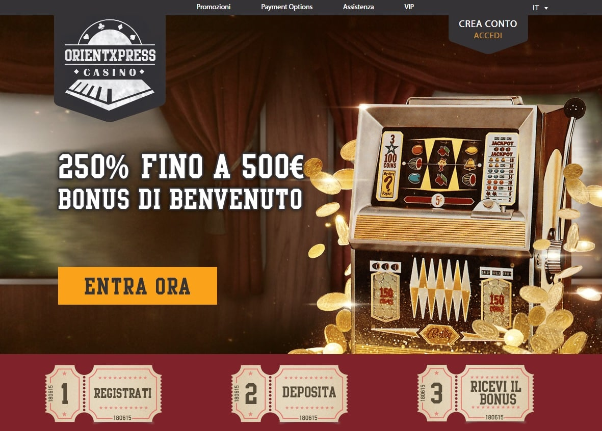 casinò online orientxpress