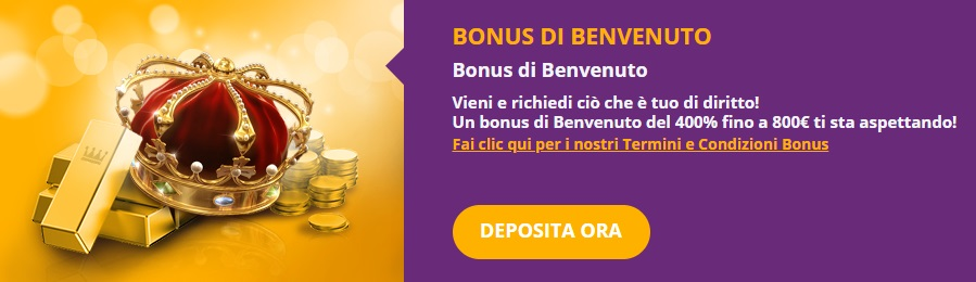 bonus casinò royal spinz