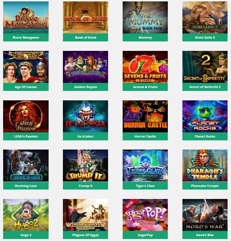 giochi di casinò online