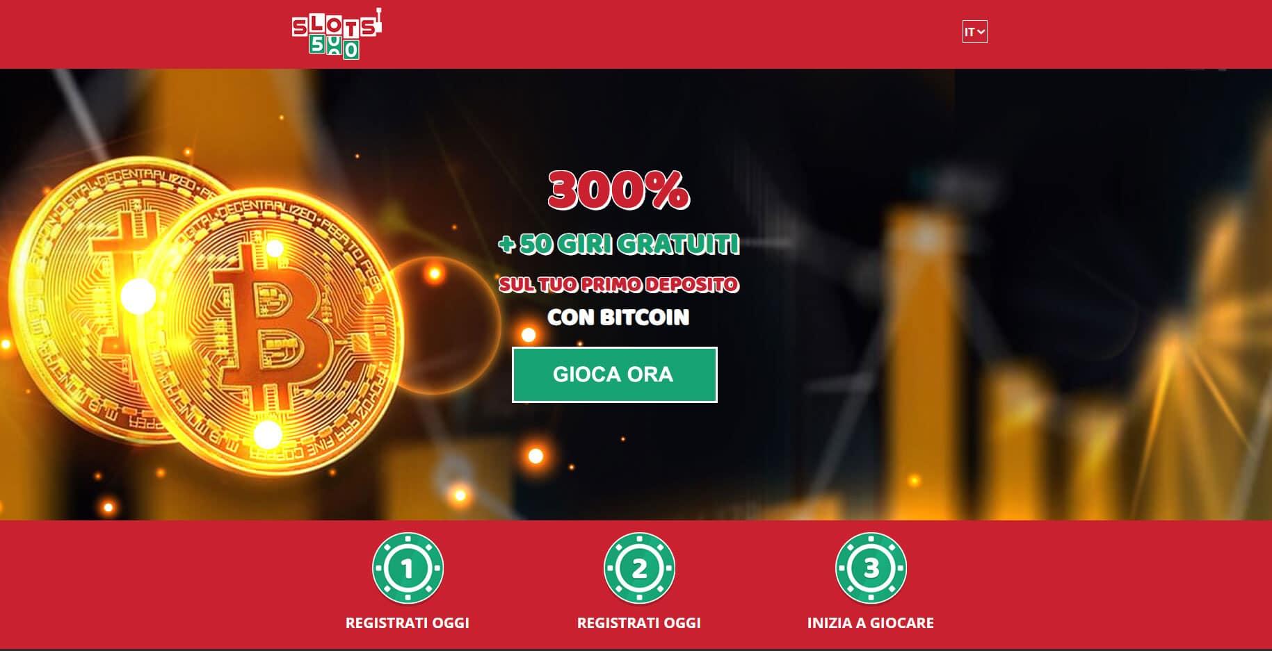 migliori casino bitcoin online 2019