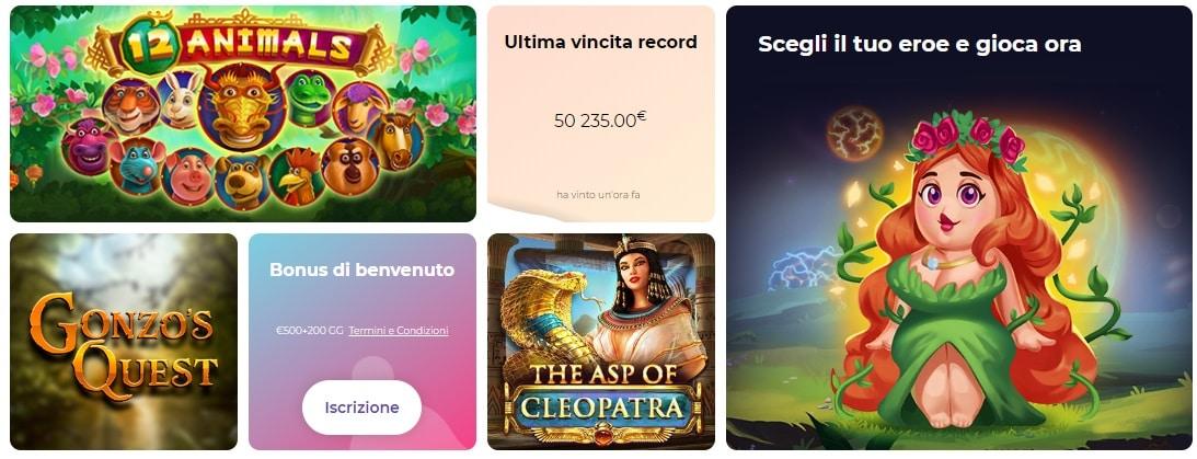 giochi casinò online europei