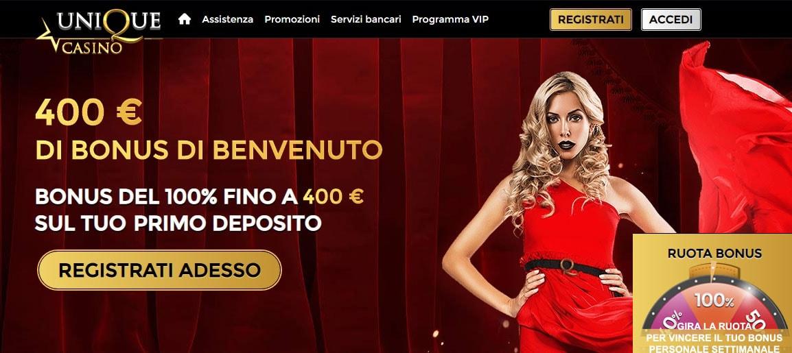miglior casino online 2019