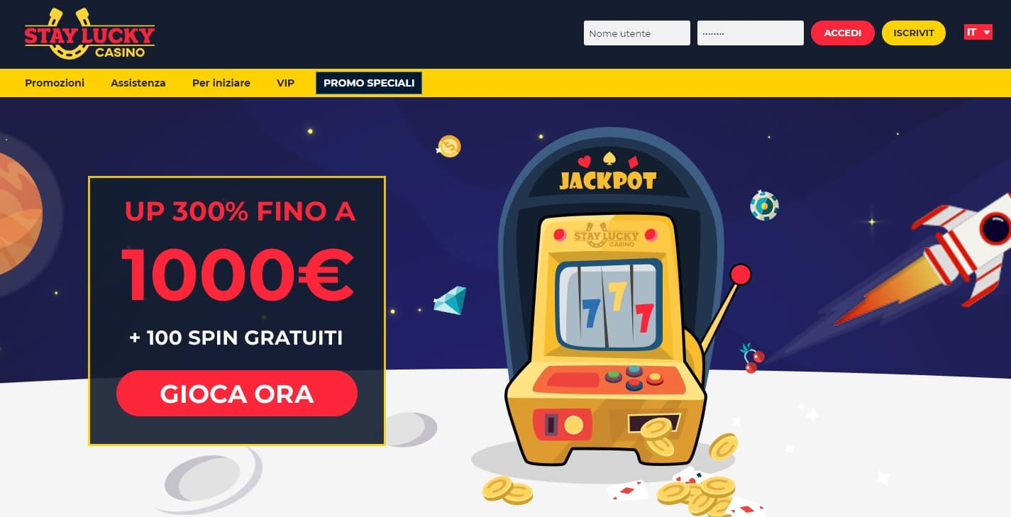 casinò online stay lucky