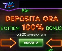 7 bit bonus benvenuto casino