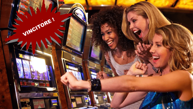 vincere alle slot machine online