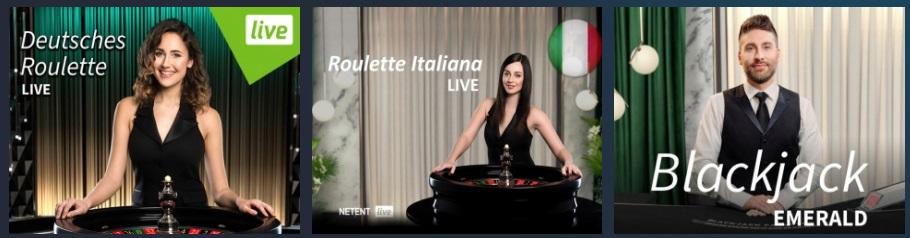 live casinò croupier dal vivo webby slot