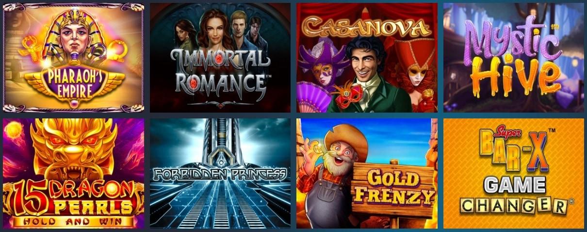 giochi da casinò online Webby Slot