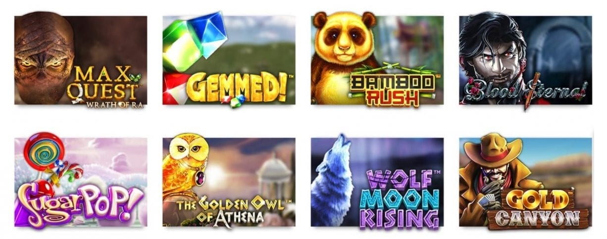 giochi slot 3d betsoft