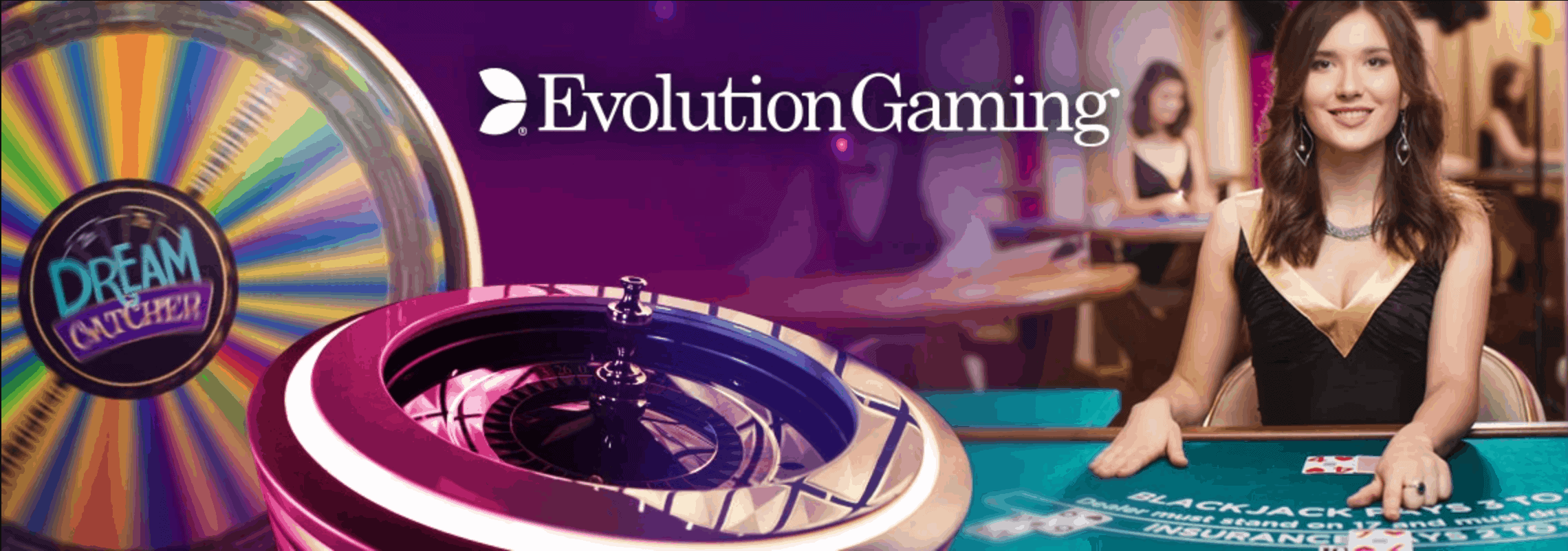evolution gaming software casinò dal vivo
