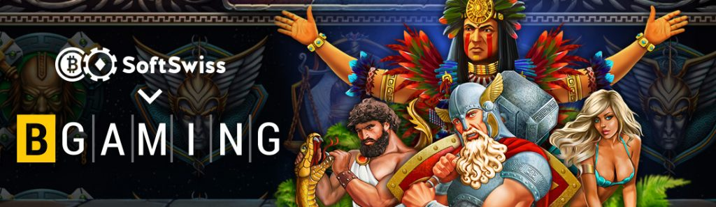bgaming software slot giochi da casinò