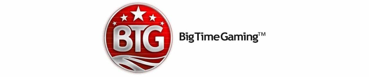 big time gaming BTG software casinò online