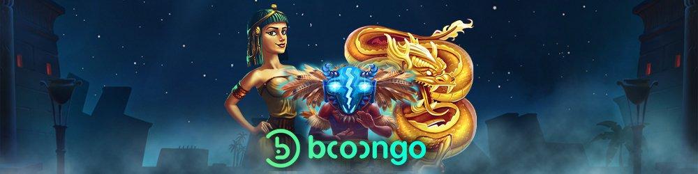 booongo software casinò online