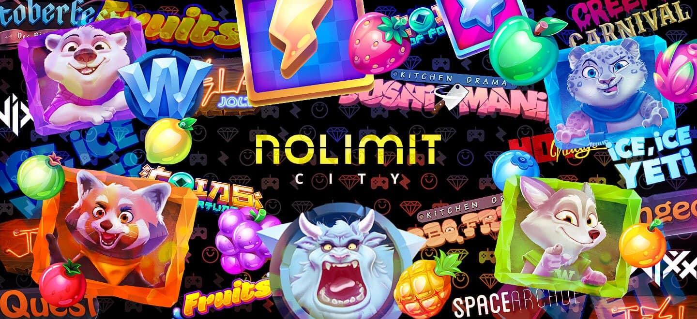 nolimit city slots