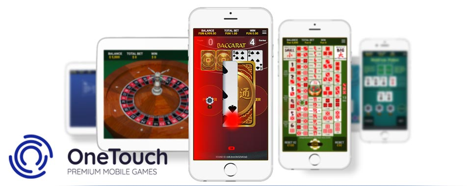 onetouch software casinò online giochi per mobile
