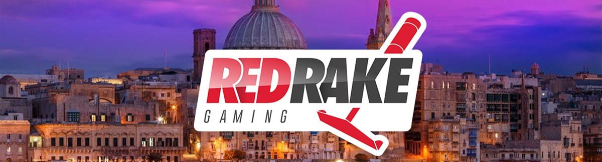 red rake gaming software casinò online