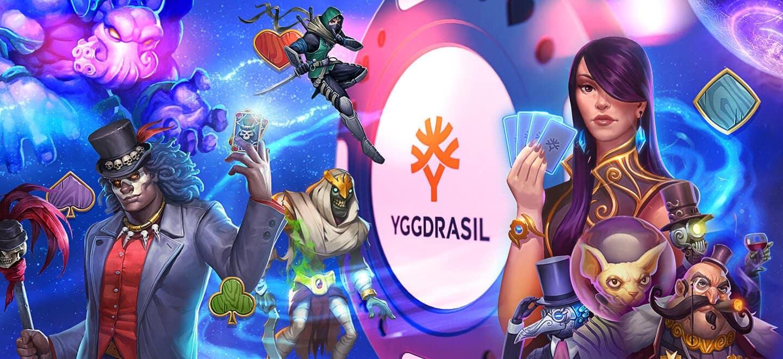 yggdrasil software giochi casinò online