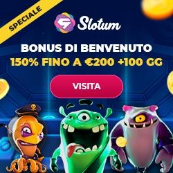 casino slotum migliori bonus casino online europei stranieri
