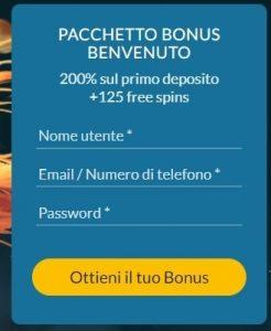 power casino registrazione